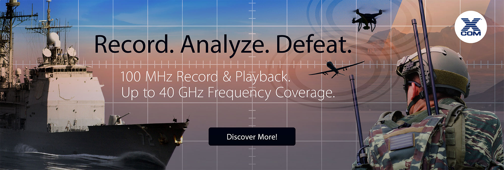 Record Analyze Defeat