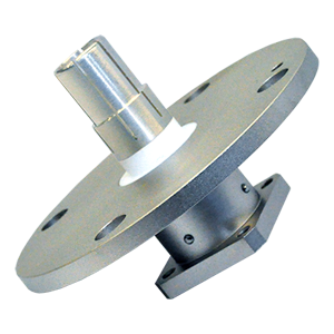 "4240-260, 1 5/8"" Flange to QC (F) RF Adapter"