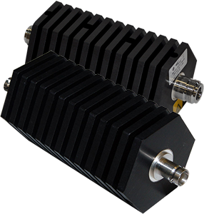 50-A Series, 50 Watt, Bi-Directional RF Attenuators