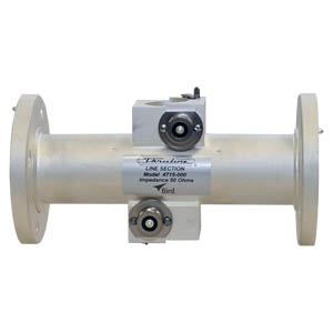 "4715-000, 1-5/8"" RF Line Section"