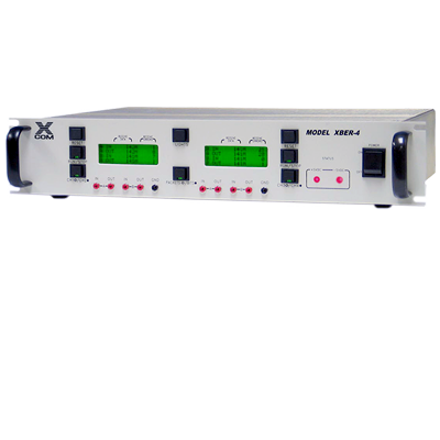 XBERT-4 NTDS Serial Switch Bit Rate Tester