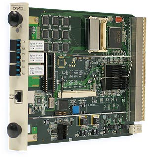 XPS-128 CPU Card