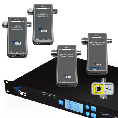 CPM Series, Channel Power Monitor System