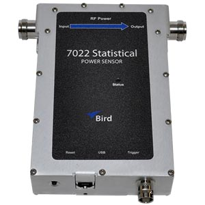 7022, 350 MHz to 6 GHz, Statistical RF Power Sensor | Bird