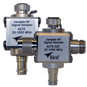 4275 Series, 20-1000 MHz Variable RF Signal Samplers