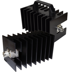 150-ST Series, 150 Watt Convection-Cooled Dry RF Terminations