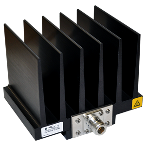 150-WT Series , 150 Watt Convection-Cooled Dry RF Terminations