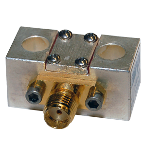 25-CT Series, 25 Watt Conduction-Cooled Dry RF Terminations