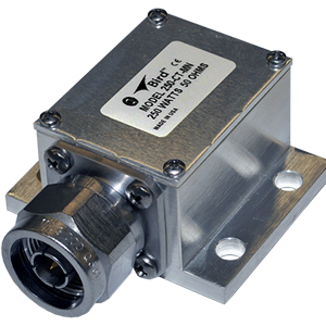 250-CT Series, 250 Watt Conduction-Cooled Dry RF Terminations
