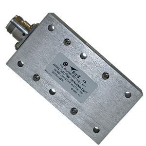 300-CT Series, 300 Watt Convection-Cooled Dry RF Terminations