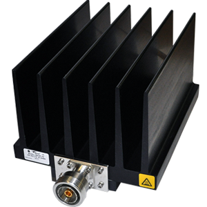 300-WT Series, 300 Watt Convection-Cooled Dry RF Terminations
