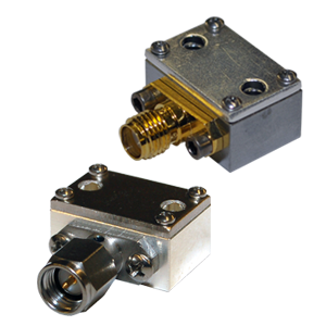 50-CT Series, 50 Watt Conduction-Cooled Dry RF Terminations