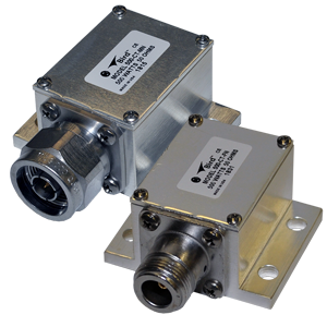 500-CT Series, 500 Watt Conduction-Cooled Dry RF Terminations