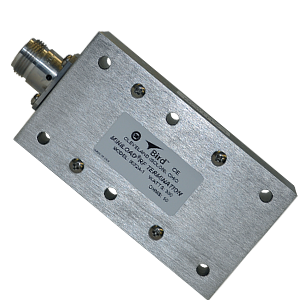 8072A Series, 300 Watt Conduction-Cooled Dry RF Terminations