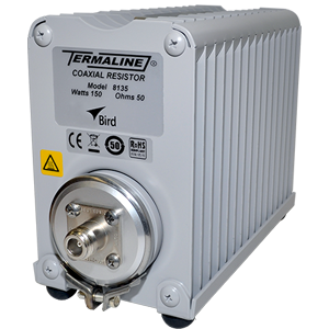 8135, 150 Watt Oil-Cooled RF Termination