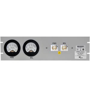 4526, Dual Meter - Dual Element Panel-Mount RF Wattmeter
