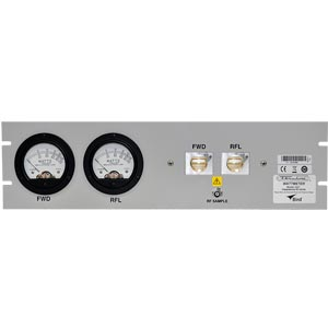 4527, Dual Meter - Dual Element and Sampler Port, Panel-Mount Wattmeter