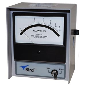 6810 Series, Rigid Line RF Wattmeters with Switch