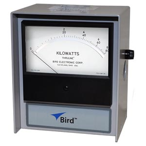 6810 Series, Rigid Line RF Wattmeters