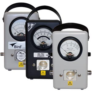 Portable RF Wattmeters