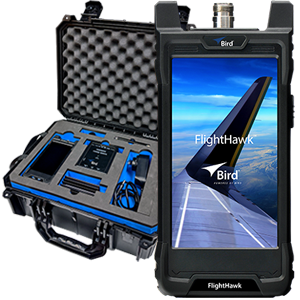 FlightHawk Cable and Antenna Analyzer Kit Case